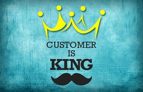La prima regola che ogni imprenditore di successo deve conoscere è la seguente: il cliente è il re