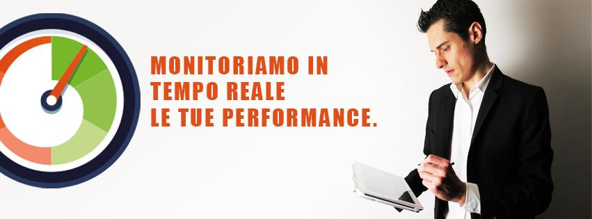 Il monitoraggio dei risultati in tempo reale della tua campagna pubblicitaria, ci aiuta a capire se la strategia è efficace oppure no!