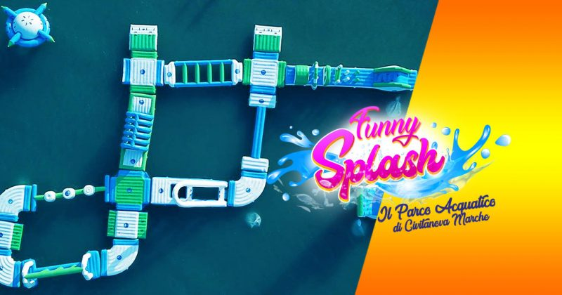 Parco acquatico Funny Splash a Civitanova Marche
