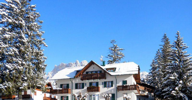 Hotel Meuble Oasi Cortina d'Ampezzo