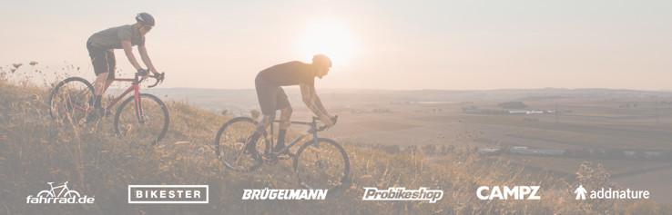 Internetstores, negozi online di biciclette e prodotti per sport outdoor