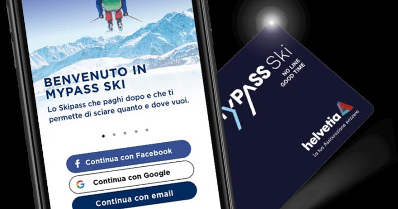 Mypass ski, il servizio per saltare le file e pagare lo skipass senza passare in biglietteria